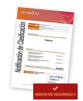 Imagen Certificado grado 3
