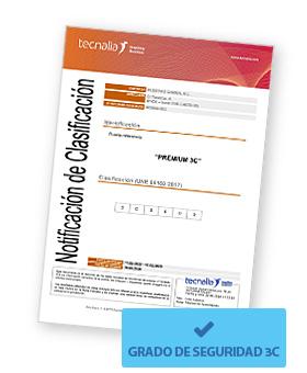 Imagen Certificado grado 3c