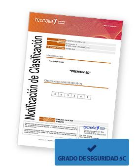 Imagen Certificado grado 5c