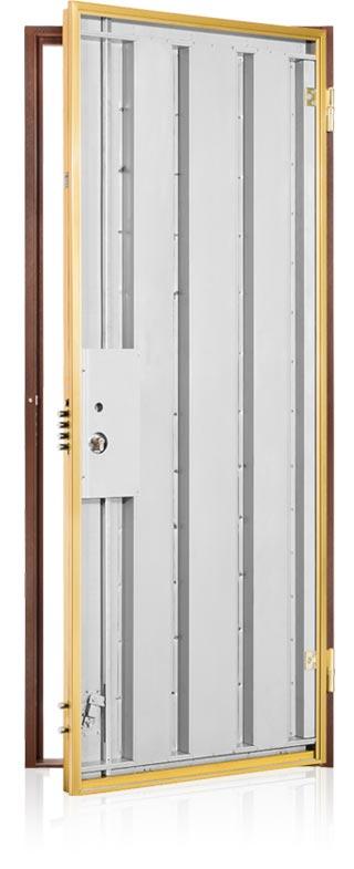 Puerta de seguridad Eco-Thor Plus interior