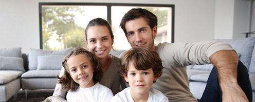 La seguridad de tu familia siempre es lo primero