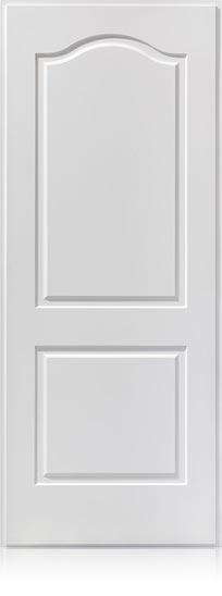 Panel lacado en blanco 1