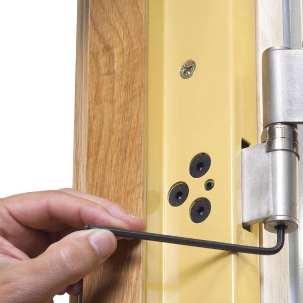 Puertas cabma thor 20 for Puerta trastero seguridad