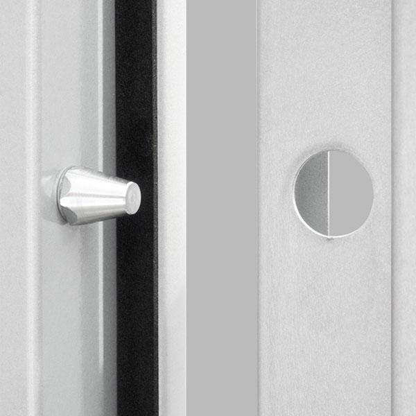 Puerta trastero puertas baratas - Puertas plegables baratas ...